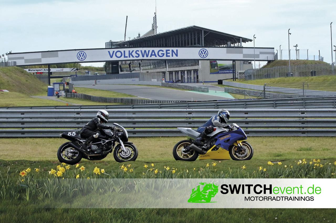 Motorsport Arena Oschersleben 2021